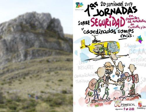 I Jornadas sobre Seguridad en Deportes de Montaña en Castilla y León