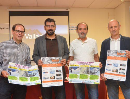 Valladolid prepara su 'Semana de la Montaña'