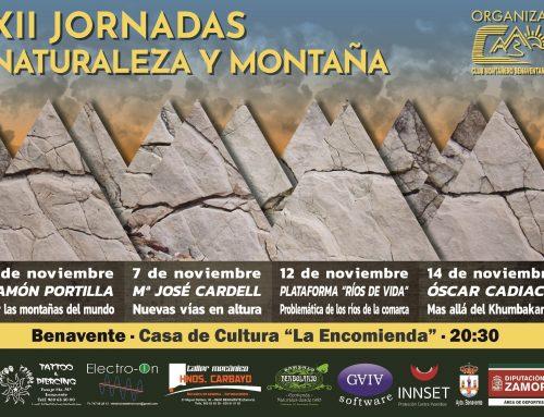 XII Jornadas de Naturaleza y Montaña de Benavente