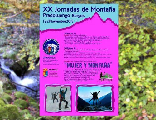 Pradoluengo organiza sus XX Jornadas de Montaña