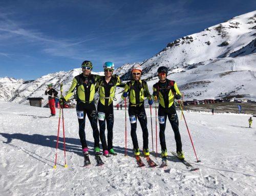 ¿Quieres formar parte de los equipos de esquí de montaña de Castilla y León?