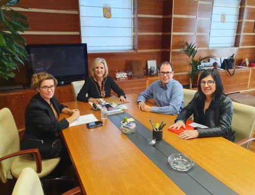 La Federación de Deportes de Montaña se reúne con la Consejería de Sanidad para buscar sinergias