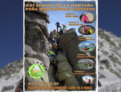 XXI Semana de la Montaña Peña Gistredo de Bembibre