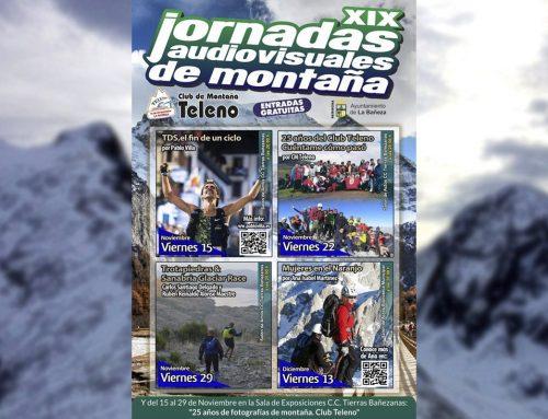 XIX Jornadas de Montaña del Club Teleno